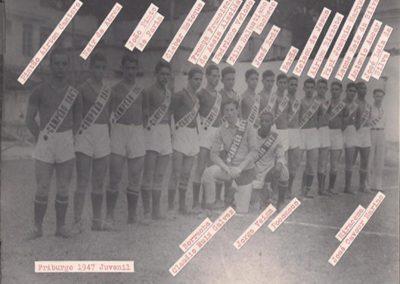 FRIBURGO F.C 1947