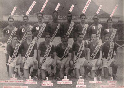 FRIBURGO F.C 1947 - CAMPEÃO