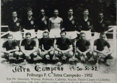 FRIBURGO F.C 1949-52
