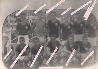 FRIBURGO F.C 1952