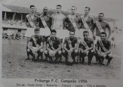 FRIBURGO F.C 1956