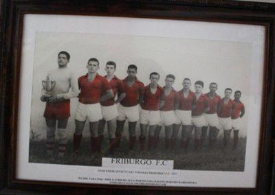 FRIBURGO F.C 1957