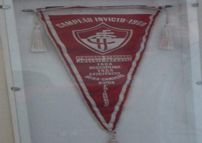 FRIBURGO 1960 CAMPEÃO INVICTO