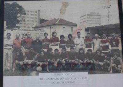 FRIBURGO 1971 E 1972