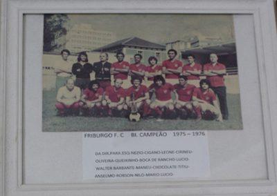 FRIBURGO F.C 1975 E 1976