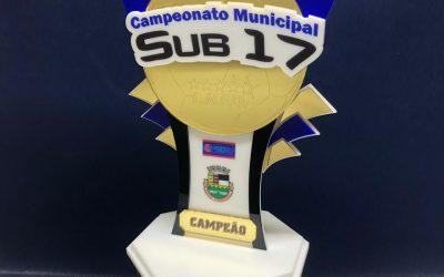 Vale a Taça  Nova Friburgo entra em campo pela final do Campeonato Municipal Sub 17
