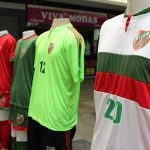 Diretoria anuncia comercialização dos novos uniformes