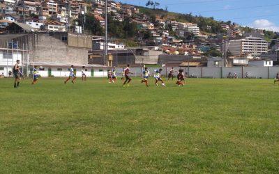 Campeonato Metropolitano: Nova Friburgo ostentou na rodada  Equipe supera o Santa Cruz nas categorias sub 13 e 14 no CT de Conselheiro Paulino