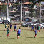 Seis gols marcam primeira rodada do Campeonato Interno Sub 9