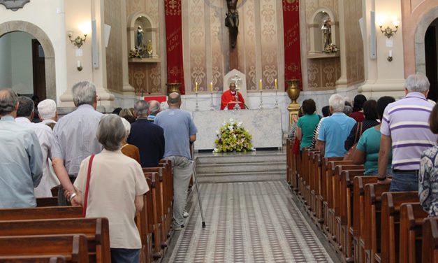 <h1>Missa em Ação de Graças marca 40 anos do Nova Friburgo F.C </h1> <h>Celebração aconteceu na tarde desta segunda (16 de setembro), na Catedral de São João Batista, no Centro</h>