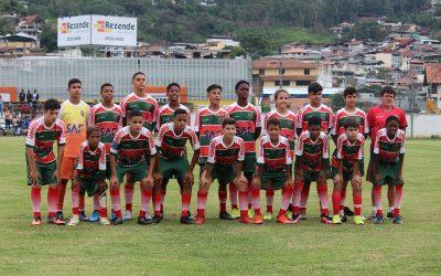 Sub 13 carimba passaporte na final do Campeonato Municipal  Na decisão, o time rubro-verde vai enfrentar o Guerreirinhos, que superou o Grêmio pelo placar de 3 a 1