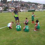 Escolinha participa de amistoso neste domingo em Cantagalo