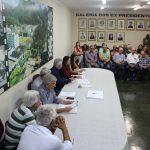 Diretoria cancela reunião de Prestação de Contas programada para a próxima semana