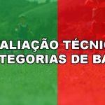 Departamento de Futebol realiza avalição técnica para as categorias de base