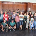 Conselho Diretor realiza reunião no Parque Aquático