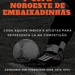 Escolinha participa da Copa Noroeste de Embaixadinhas
