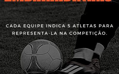 Escolinha participa da Copa Noroeste de Embaixadinhas  Competição online começa nesta terça (28 de abril), às 20h, no Instagram da organização