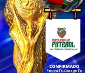 Organização define a tabela da Copa do Mundo Virtual  Meninos da Vila e Boca Juniors serão os adversários na primeira fase da competição