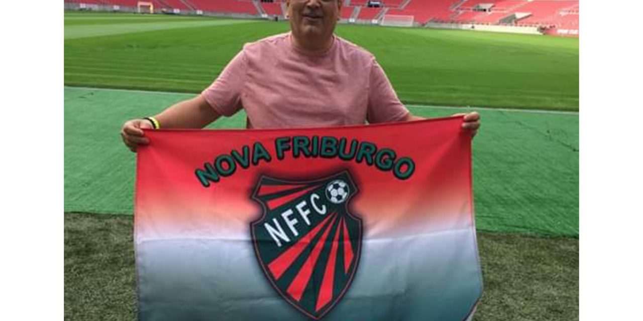 <h1>Futebol de Mesa: Atleta do NFFC é eleito Vice-Presidente na modalidade Dadinho 9×3 </h1> <h>Jonas Kojala conseguiu a maioria dos votos e venceu a eleição por 7 votos à 4</h>