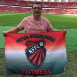 Futebol de Mesa: Atleta do NFFC é eleito Vice-Presidente na modalidade Dadinho 9×3