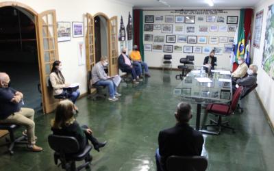 Contas do exercício 2019 são aprovadas por unanimidade  Reunião foi realizada na noite deste quarta (16/9), na sede social, no Centro