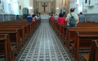 Brandão: Lembranças e emoção marcam missa de sétimo dia  Celebração eucarística aconteceu na Catedral de São João Batista, no Centro