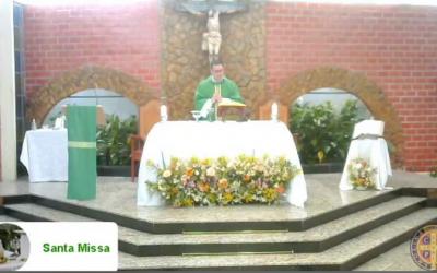 Missa marca os 41 anos do Nova Friburgo Futebol Clube  Celebração Eucarística foi realizada na Paróquia de São Bento Abade, no bairro Ypu