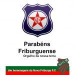 Conselho Diretor parabeniza os 41 anos do Friburguense