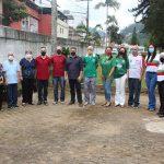 FutMesa do Nova Friburgo F.C inaugura salas Chiminga e Paulo Maduro