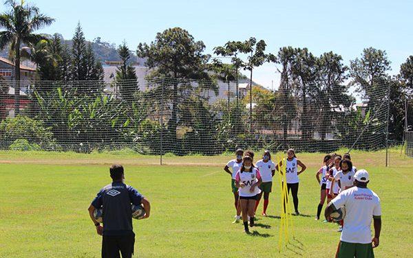 Inscrições abertas para o Futebol Feminino no Nova Friburgo F.C