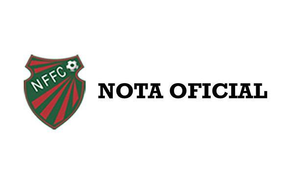 NOTA OFICIAL: Conselho Diretor Nova Friburgo Futebol Clube
