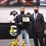 Alexandre Fajardo recebe o título de Cidadão Friburguense